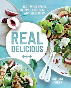 Chrissy Freer Byron Bay nutritionist Real Delicious