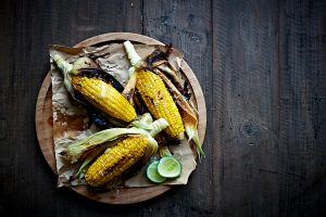 chrissy freer byron bay nutritiionist corn on the cob