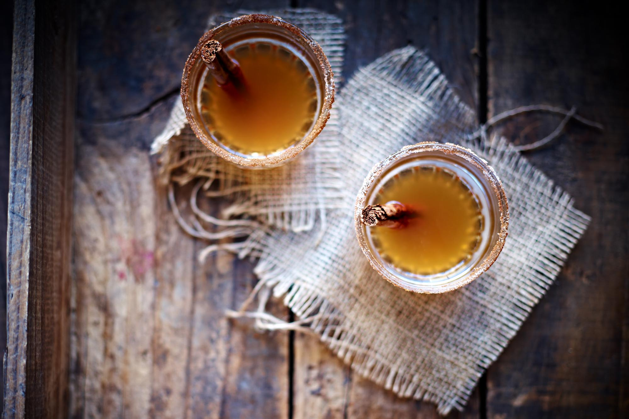 chrissy freer byron bay nutritionist hot apple ginger toddy